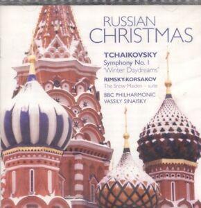 RUSSIAN CHRISTMAS BBC Philharmonic CD AC035