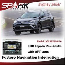 FACTORY NAVIGATION GPS SAT NAV INTEGRATION SYSTEM FOR TOYOTA RAV-4 RAV4 GXL 2016