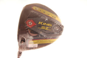 Cobra King Speedzone Yellow Driver 9* / Aldila Rogue 110 MSI 60 Stiff-Flex LH