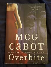 Overbite (Insatiable Series) by Cabot, Meg Paperback