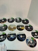 Xbox 360 Military Lot X13 Discs Only