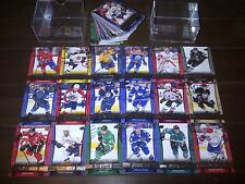 2013/14 UPPER DECK OVERTIME COMPLETE SET OF 92 CARDS ALL ROOKIES !! SERIES 1 & 2