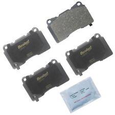 Disc Brake Pad Set Front,Rear AUTOZONE/DURALAST GOLD CMAX-GRI DGC1001