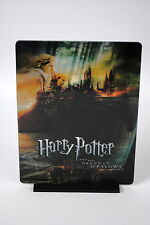 Harry Potter and the Deathly Hallows Part 1 Lenticular Magnetic Steelbook Cover