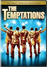 The Temptations (Miniseries Charles Malik Whitfield) Region 1 New DVD