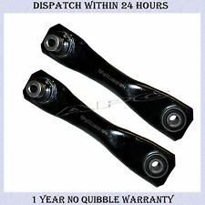 2 REAR SUSPENSION LOWER TRAILING CONTROL ARMS WITH BUSHES FOR JAGUAR X-TYPE