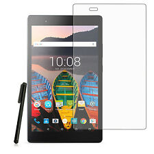 1x HD Klar Display Schutzfolie Lenovo Tab 3 8 Plus TB-8703F/N Tablet Folie +Pen