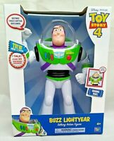 Toy Story 4 BUZZ LIGHTYEAR Talking Action Figure 20 Phrases New Disney Pixar #3