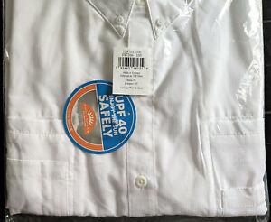 NEW COLUMBIA PFG Men's 5X Tamiami II Short Sleeve Fishing Shirt BIG 5XL WHITE