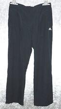 Adidas Hose Fitness dunkleres blau Verschluss vorne Gr.40 Topzustand