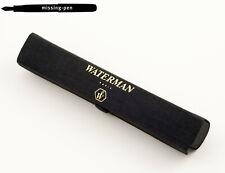 Waterman Ici et la Case / Etui for 1 Pen