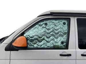 VW T5 /T6 Thermal Blind Set - Transporter / Caravelle 3 piece internal screens