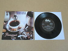 "Nirvana Pennyroyal Tea/I Hate Myself And Want To Die 7"" RARE nirvpro - 3 question"
