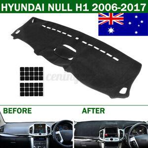 For Hyundai iLoad iMAX H300 TQ 08-17 Car Dashboard Cover Dashmat Dash Mat AUS