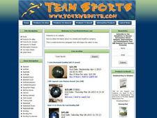 Basketball Baseball Football Store Website Ebay+Amazon+Google+Clickbank+Dropship