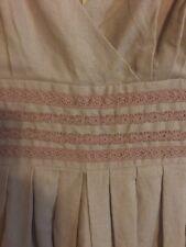 NWOT SUNDANCE Sleeveless Linen Dress Lilac Size 2