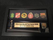 2006 FIFA CLUB WORLD CUP JAPAN toyota cup PIN BADGE PINS SET