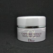 Dior Capture Total Haute Nutrition
