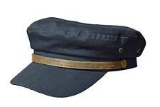 Balke Fisherman Style marine Cap Sailor Seemann Elbsegl L