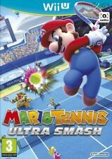 Mario Tennis Ultra Smash Nintendo Wii U * NEW SEALED PAL *