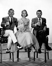 """New Giclée Art Print of 1956 Movie Promo of """"High Society"""" Sinatra, Crosby"""