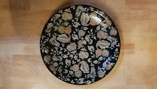 "Chinese Porcelain 17 1/2"" Large Plate"