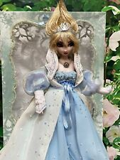 OOAK Concept  Frozen Evil Elsa Snow Queen custom doll limited to 1 worldwide