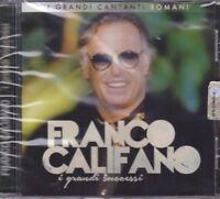 CD ♫ Audio «FRANCO CALIFANO ~ I GRANDI SUCCESSI» nuovo sigillato