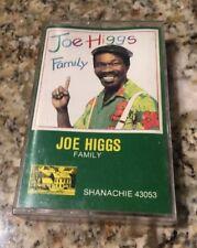 Joe Higgs – Family Shanachie 43053 Reggae 1988 USA