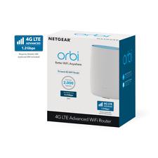 Orbi 4G Lte Advanced Tri-band Router (Lbr20)
