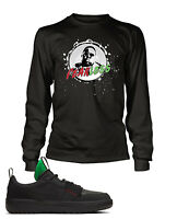 Biggie Notorious Fearless Tee Shirt to Match Air Jordan 1 Low React One