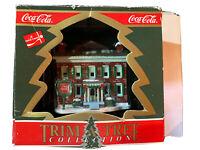 Vintage Coca Cola Ornament Trim a Tree Collection