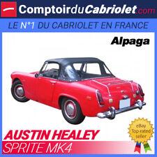 Capote Austin Healey Sprite MK4 cabriolet - Alpaga Stayfast® (1967/1970)