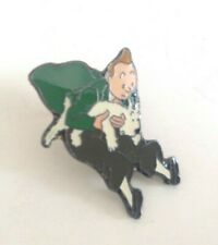 Pin's Tintin N° 164 Corner PARFAIT ETAT