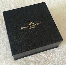 Baume & Mercier Orologio Box Scatola Hampton Classima Capeland Baumatic Clifton OEM