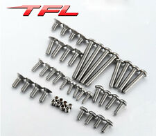 TFL RC Cars AXIAL SCX10 Rock Crawler Spare Screws Parts Upgraded Stainless Steel