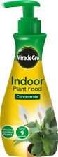 Miracle Gro 100056 Indoor Plant Food Concentrate 236ml