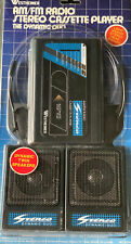 Westheimer am/fm Radio Stereo Cassette Player (Dinamic Twin Speakers)works Perfe