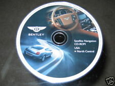 Bentley navigation disc DVD NORTH CENTRAL 04 2005 2006