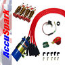 Ford Twin Cam AccuSpark Electronic Ignition Performance kit Neg Earth