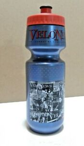 Vintage RARE VELO=NEWS. SPECIALIZED  Water Bottle 24OZ. USA 2004 NEW NICE COLORS