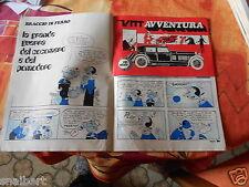 RIVISTA FUMETTO  VITT  NR 25  1969  INSERTO  VITT  THE TURTLES