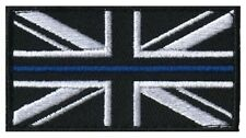 Thin Blue Line Police Service Remembrance Hook & Loop Backed Patch