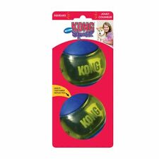 KONG Squeezz Action Ball Blue Large Dog Toy   Free Shipping