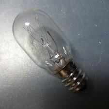 10pcs of 10w E12 T20 X 48mm 220-240v Exit Sign Indicator refrigerator Lamp Bulb