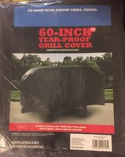 "60 "" Grill Cover - Heavy Duty Tear Proof Weather Proof - 60""X 22""X 35"" - New"