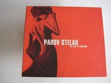 very rare  2 CD PAROV STELAR The Art of Sampling Digipak Remixes 2013 double CD
