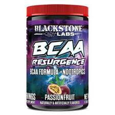 Blackstone Labs BCAA RESURGENCE + Nootropics 30 Servings PASSION FRUIT