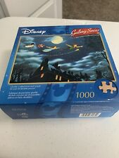 Peter Pan Disney Gallery Series Wood Puzzle 2007 1000 wood pcs COMPLETE