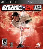 Major League Baseball 2K12 - Playstation 3 Game